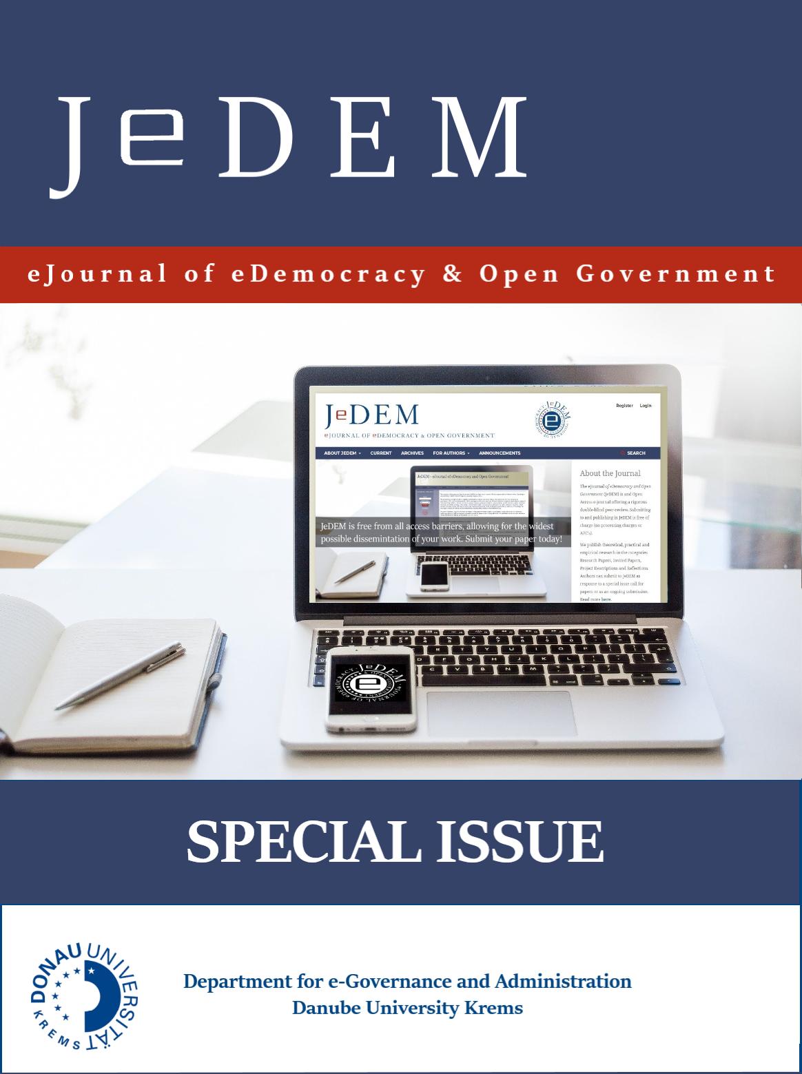 Vol. 13 No. 1 (2021): Conferences Special Issue